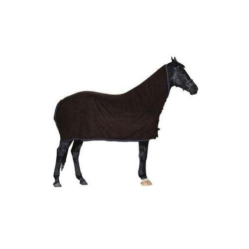 Derka York Sesil polarowa czarna z kapturem - produkt dostępny w Pro-horse Sklep Jeździecki