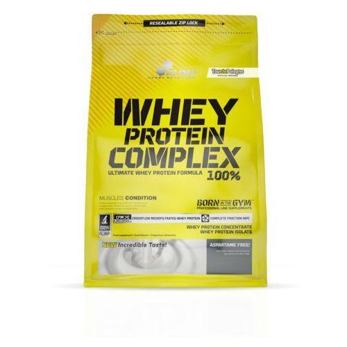 Olimp Izolat białka whey protein complex 100% 700g masło orzechowe (: )