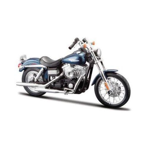 Motocykl mi 32325 hd motorcycles 06 fxdbi dyna street bob 1:12 marki Maisto