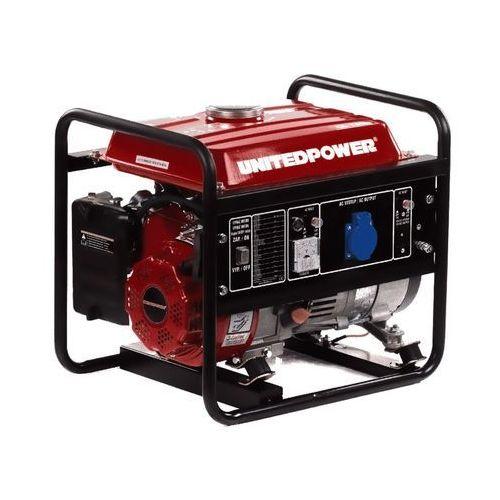 Agregat prądotwórczy UNITEDPOWER GG1300 + Zamów z DOSTAWĄ JUTRO! + DARMOWY TRANSPORT!