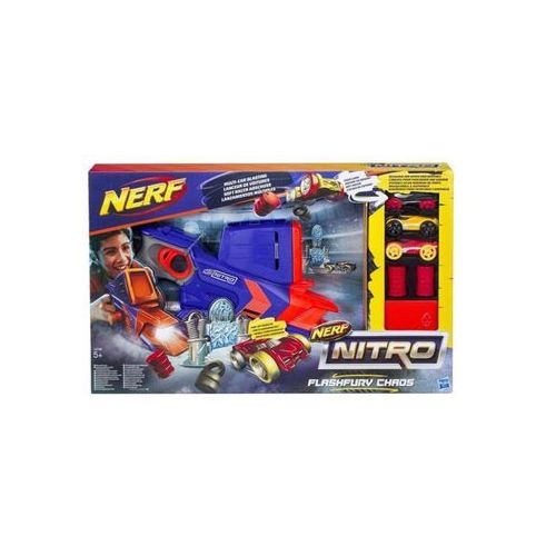 Nerf nitro flashfury chaos - . darmowa dostawa do kiosku ruchu od 24,99zł marki Hasbro