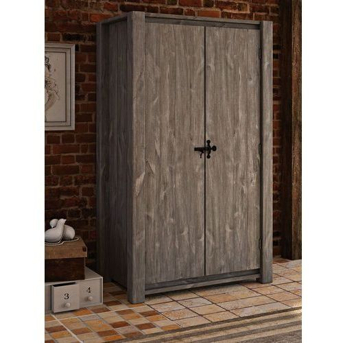 Rustykalna drewniana szafa Country 19, SEART furniture
