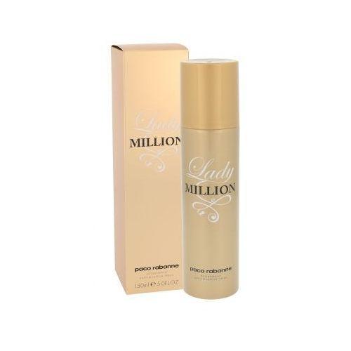Paco Rabanne Lady Million dezodorant 150 ml dla kobiet