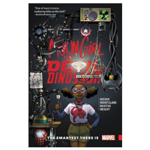 Moon Girl And Devil Dinosaur Vol. 3: The Smartest There Is (9781302905347)