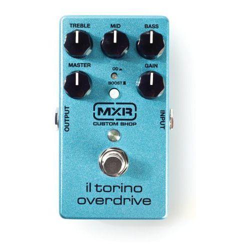 Mxr csp033 - il torino overdrive efekt gitarowy