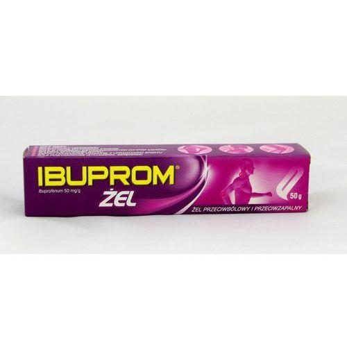 Ibuprom (Dolgit) żel 50 g (5909990675821)