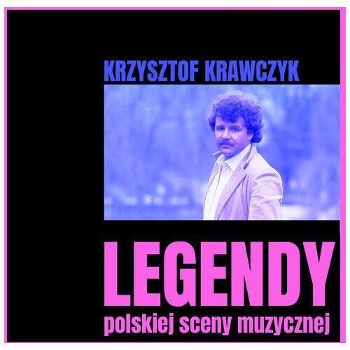 Mtj Legendy polskiej sceny muzycznej - krzysztof krawczyk - praca zbiorowa (płyta cd)