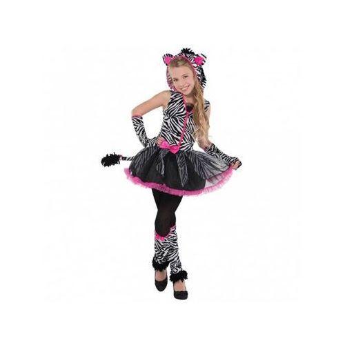 Kostium Elegancka Zebra dla nastolatki - 14/16 lat (174) (0013051457723)