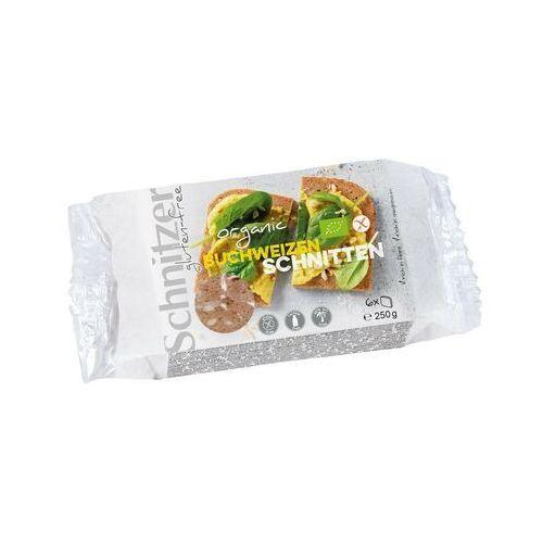 Chleb słoneczny gryczany bio b/g 250g marki Schnitzer