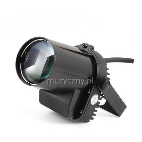 Flash LED Pinspot 5W CREE - czarny - oświetlacz kuli
