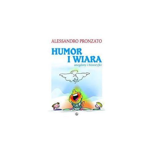 Humor i wiara - Alessandro Pronzato, oprawa miękka
