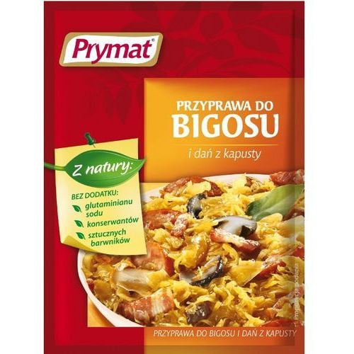 PRYMAT 20g Przyprawa do Bigosu i dań z kapusty (5901135000246)