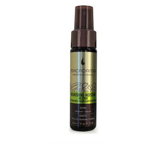 Nourishing Oil Spray - lekki nawilżający olejek w sprayu do włosów normalnych 30ml, Macadamia z Estyl.pl