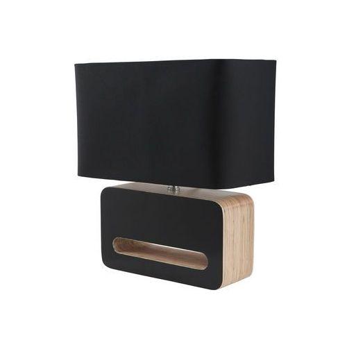 Zuiver 5000803 lampa stołowa, drewno, czarny, jeden rozmiar, 5000804