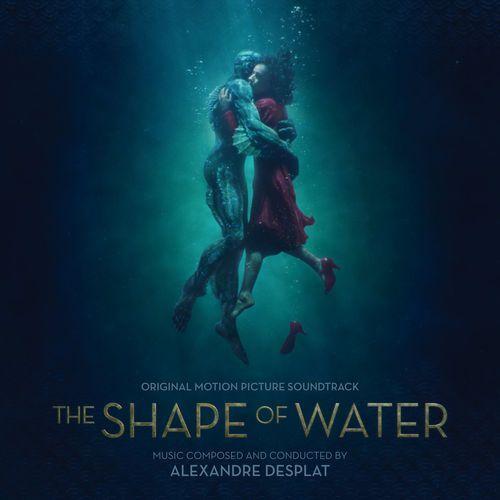Various artists Shape of water [original motion picture soundtrack], the - soundtrack (płyta cd)