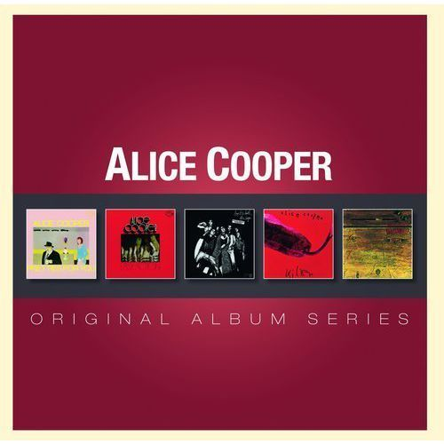 Warner music / rhino Original album series - alice cooper (płyta cd) (0081227983574)