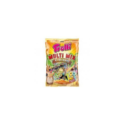 Trolli - Multi Mix - Schmatzinsel - żelki i pianki - Family Pack - 500 g, 4000512363200