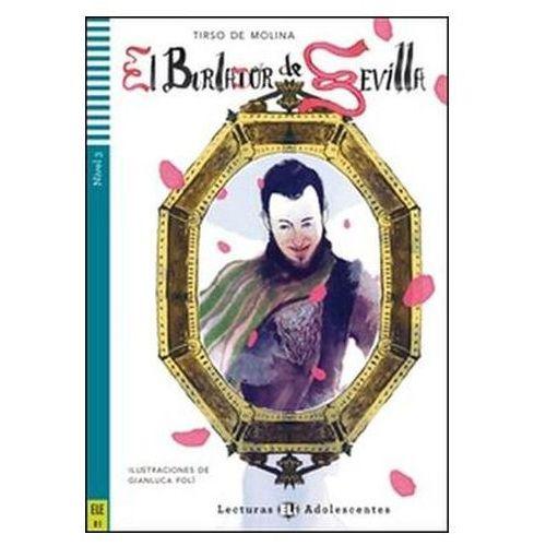 Lecturas ELI Infantiles y Juveniles - El Burlador de Sevilla + CD Audio