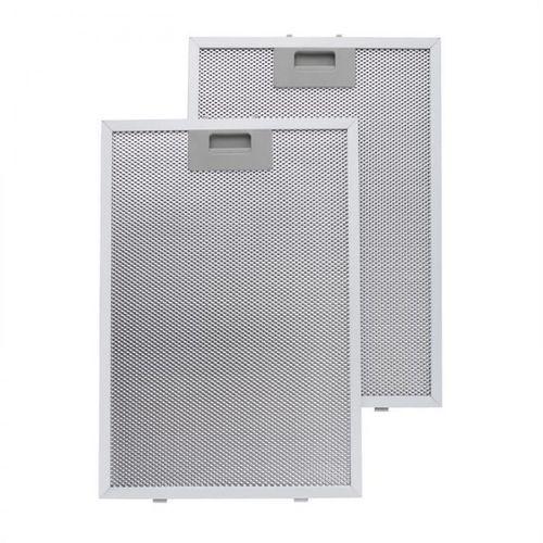Filtr przeciwtłuszczowy 26 x 37cm filtr wymienny filtr zapasowy marki Klarstein