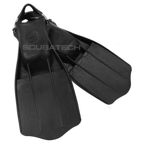 jet stream, ze sprężynami (czarne) marki Scubatech