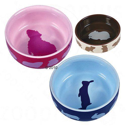 miseczki ceramiczne dla gryzoni - Ø 8 cm, 80 ml, dla chomika marki Trixie
