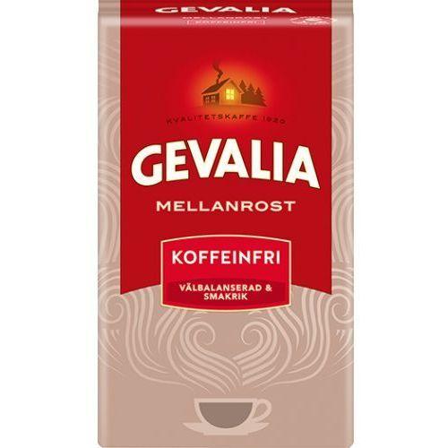 Gevalia - koffeinfri - bezkofeinowa - kawa mielona - 425g
