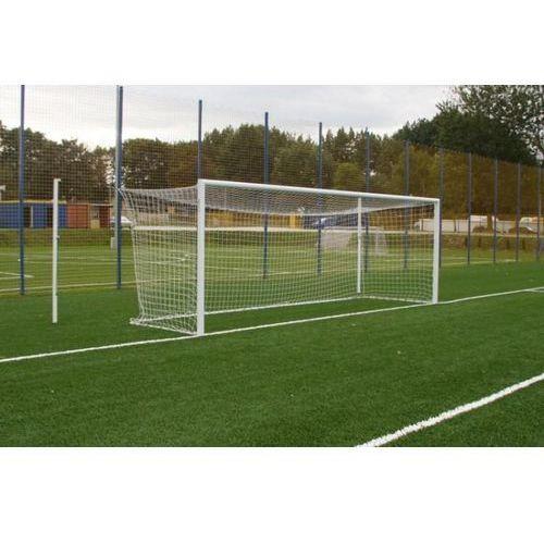 Siatka do bramki do piłki nożnej plastry miodu PP/b 4 wymiary: 7,5m x 2,5m x 3 x 3 m - oferta [555f6d26457572bf]