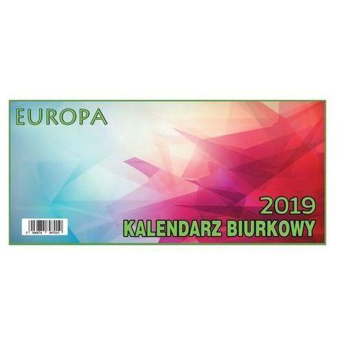 Kalendarz biurkowy Beskidy Europa B4