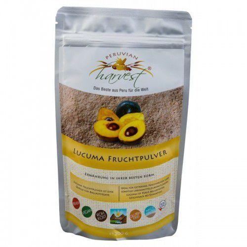 PH Premium Lucuma w Proszku - 200g Błonnik, Potas, Eggfruit Peruvian Harvest Peru Lucuma (7750310000759)