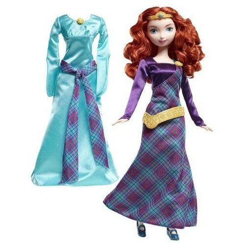 Mattel Merida z sukienką, Y3470 - sprawdź w Mall.pl