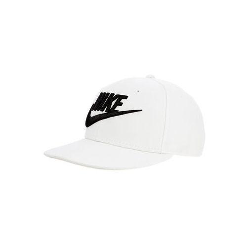 Nike Sportswear FUTURA TRUE Czapka z daszkiem white/black