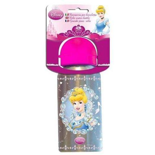 Bidon aluminiowy rowerowy Księżniczki - Disney, Licencja Disney z Tinkerbell