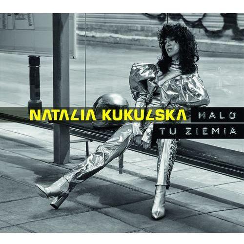 Agora Halo tu ziemia (cd) - natalia kukulska