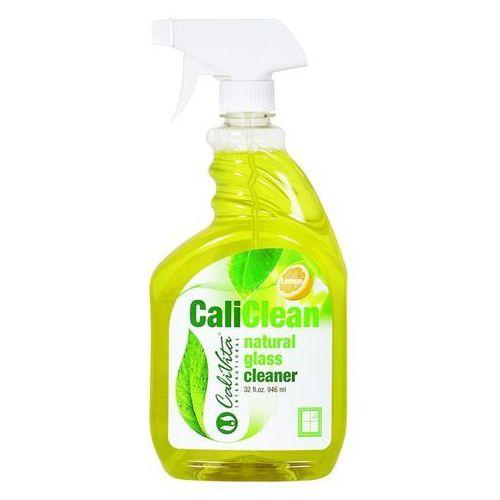 Środek do czyszczenia - CaliClean Natural Glass Cleaner Lemon