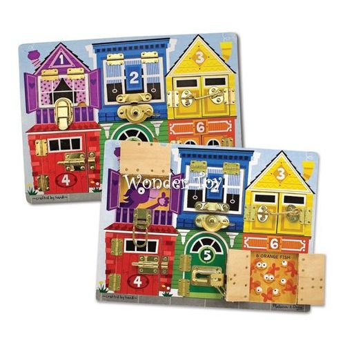Tablica Edukacyjna Szukaj Zwierzątek 13785 Melissa and Doug ze sklepu wonder-toy.com