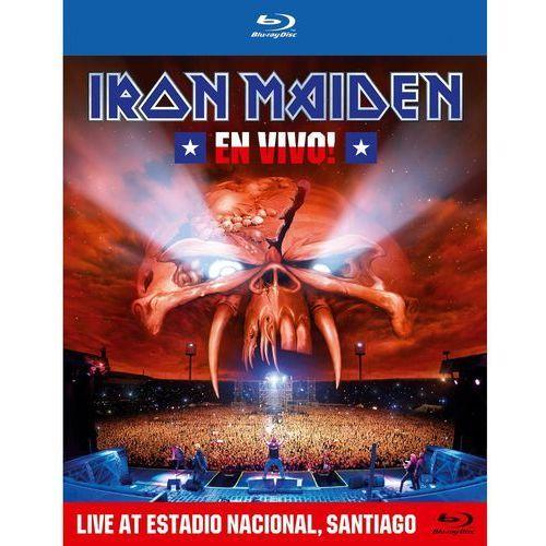 Iron Maiden En Vivo! (Blu-Ray) + Darmowa Dostawa na wszystko do 10.09.2013!, 3015979