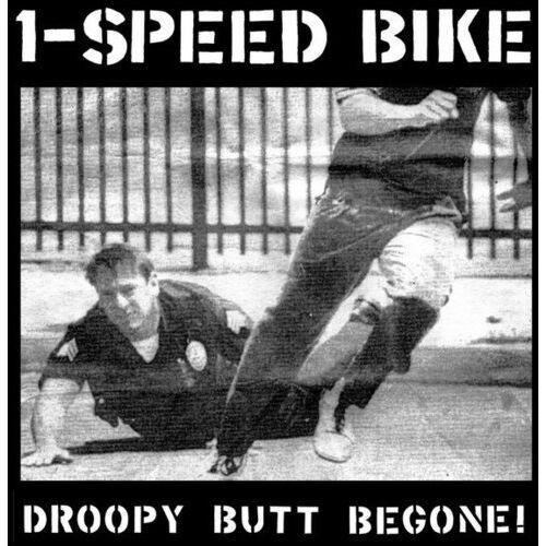 Constellation 1-speed bike - droopy butt begone !