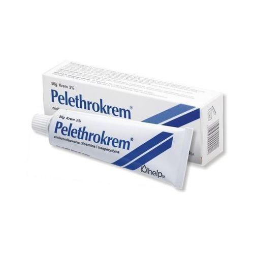 PELETHROKREM 2% krem 50g