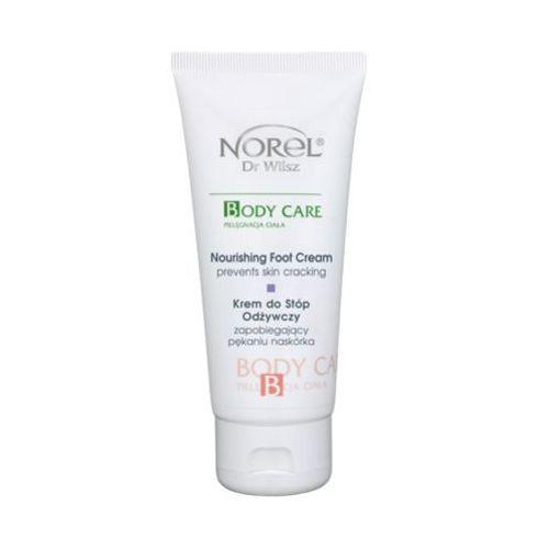body care nourishing foot cream odżywczy krem do stóp (dk394) marki Norel (dr wilsz)
