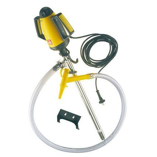 Zestaw pomp do pojemników, pompa elektryczna z wyposażeniem dodatkowym, pompa ze marki Lutz blades