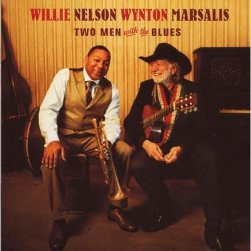Nelson, Willie, Marsalis, Wynton - TWO MEN WITH THE BLUES, U5044542