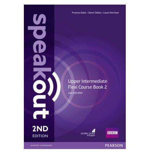 Speakout 2Ed Upper-Intermediate. Flexi Course Book 2, Pearson