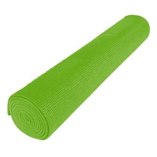 Mata do ćwiczeń fitness METEOR - GREEN 180x60x0,5cm - Zielony