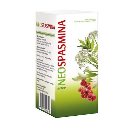 NEOSPASMINA syrop 150 g (5909990026326)