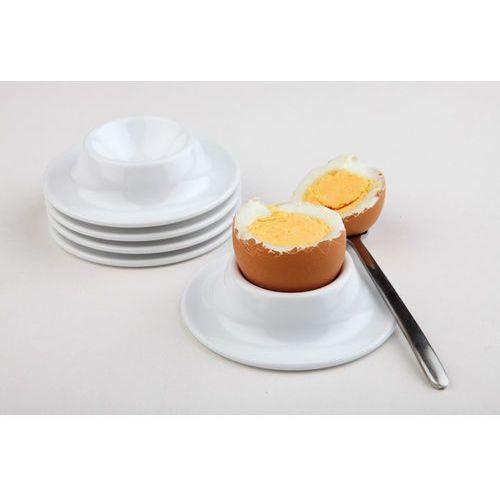 Talerzyk na jajko z melaminy o średnicy 85 mm, zestaw 4 sztuk | APS, 83848