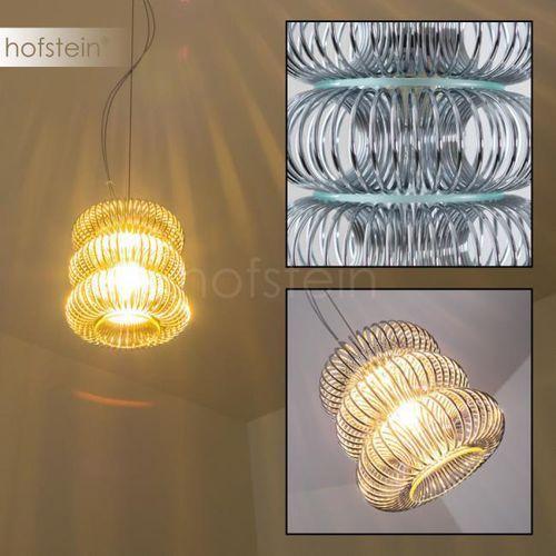 Hearst lampa wisząca Chrom, 1-punktowy - Design - Obszar wewnętrzny - - Czas dostawy: od 6-10 dni roboczych