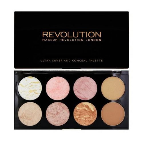 Makeup Revolution Ultra Blush Ultra Blush paleta róży odcień Golden Sugar 13 g