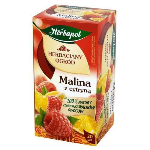 Herbapol Herbata eksp. ogród - malina cytry. op.20
