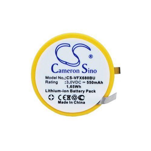 Verifone VX680 550mAh 1.65Wh Li-Ion 3.0V (Cameron Sino) (4894128106272)
