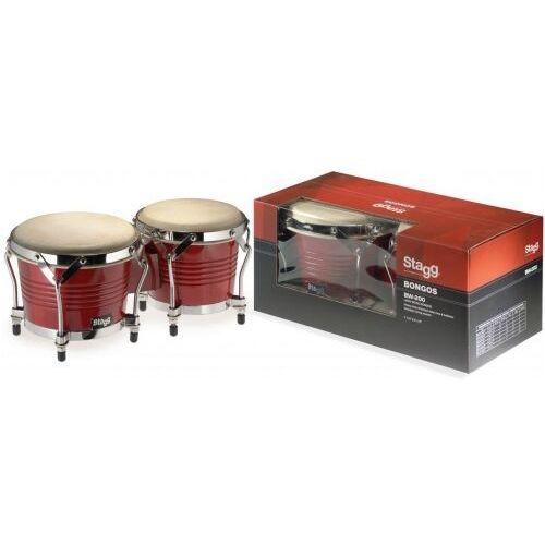 Stagg bw 200 ch - bongosy drewniane